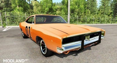 Dodge Charger RT 1970 General Lee [0.8.0]
